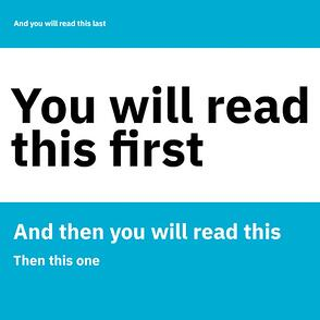 Blog Images - How You Read