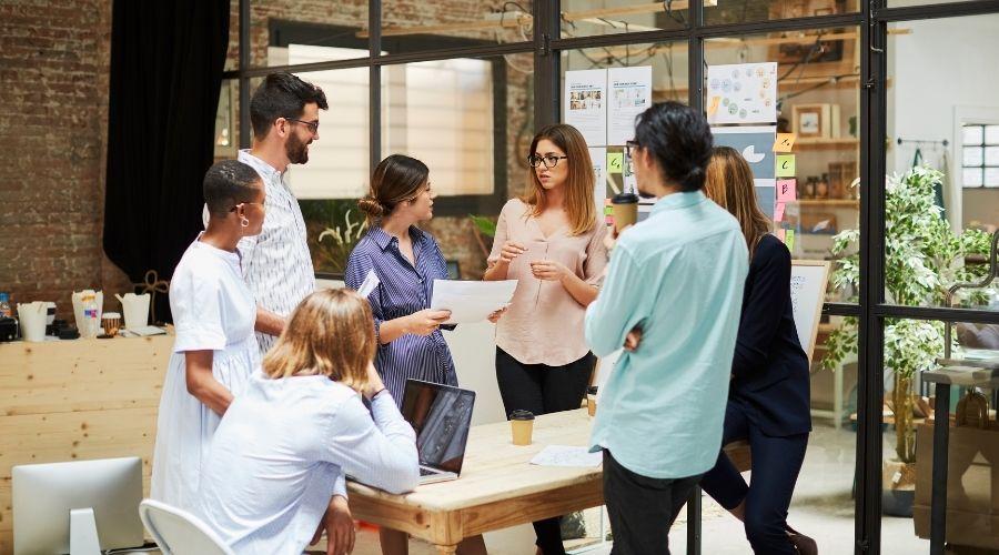 Image - Brick Room Working Meeting Group