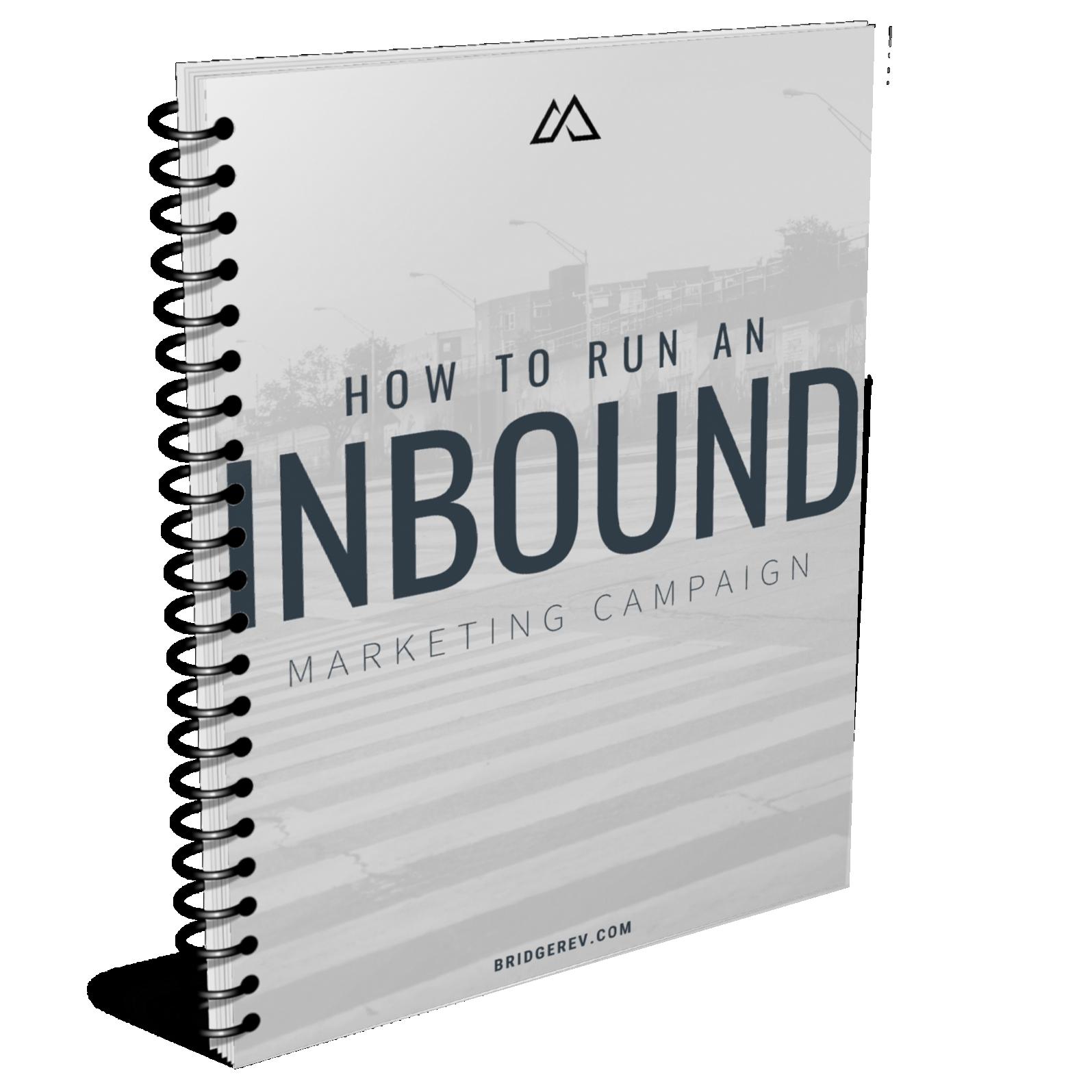 Ebook - inbound checklist - mockup